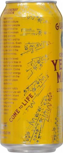 Guayaki Lemon Elation Yerba Mate Perspective: left