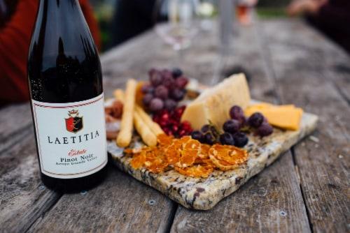 Laetitia Estate Pinot Noir Red Wine Perspective: left