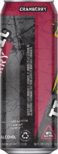 Mike's Harder Cranberry Malt Beverage Perspective: left