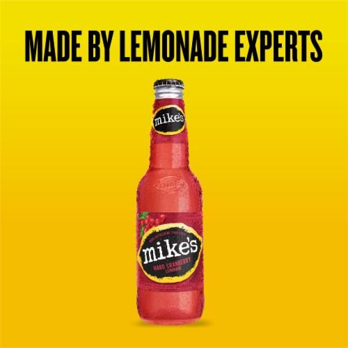 Mike's Hard Cranberry Lemonade Perspective: left