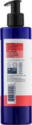 EO Rose & Chamomile Body Lotion Perspective: left