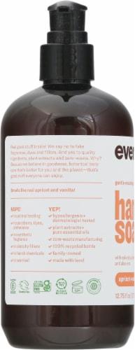 Everyone Apricot & Vanilla Hand Soap Perspective: left