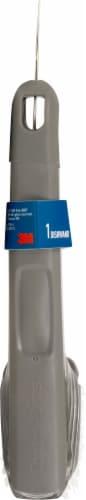 Scotch-Brite™ Advanced Soap Control Dishwand Brush Scrubber - Gray Perspective: left
