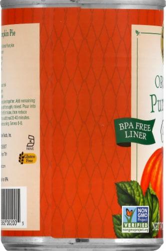 Farmer's Market Organic Pumpkin Perspective: left