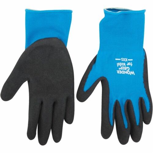 Wonder Grip Kid's Nylon & Spandex Glove KWG515ACXXS Perspective: left