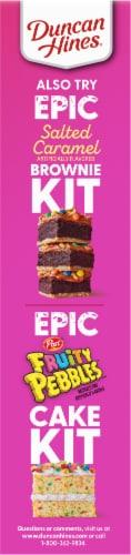 Duncan Hines Epic Cookie Dough Cookie Mix Kit Perspective: left