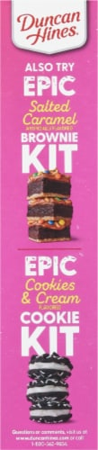 Duncan Hines Epic Fruity Pebbles Cake Mix Kit Perspective: left