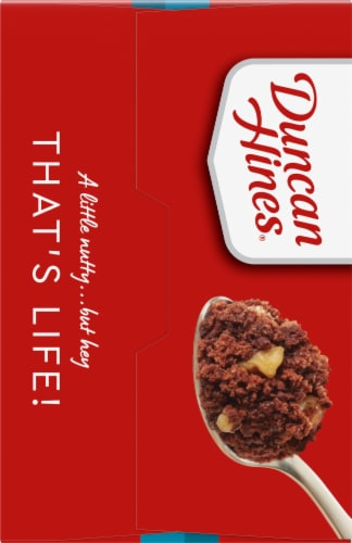 Duncan Hines Mug Cakes Walnut Brownie Mix Perspective: left