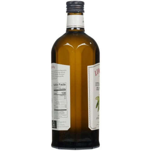 Lucini Everyday Extra Virgin Olive Oil Perspective: left