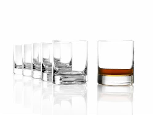 Stolzle Lausitz NY Bar Glasses Perspective: left