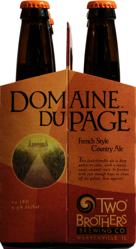 Two Brothers Domaine DuPage Perspective: left