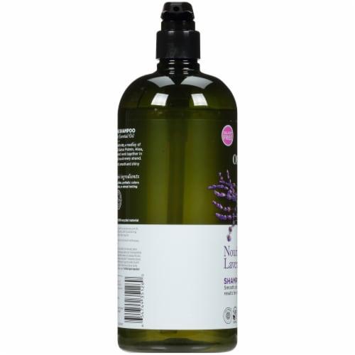 Avalon Organics Lavender Nourish Shampoo Perspective: left