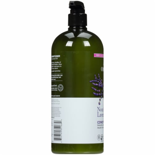 Avalon Organics Lavender Nourish Conditioner Perspective: left
