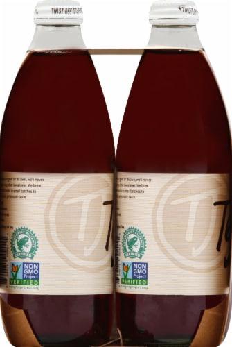 Tejava Premium Unsweetened Iced Tea Perspective: left