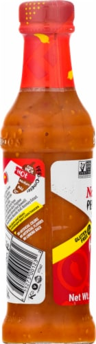 Nando's Hot Peri-Peri Sauce Perspective: left