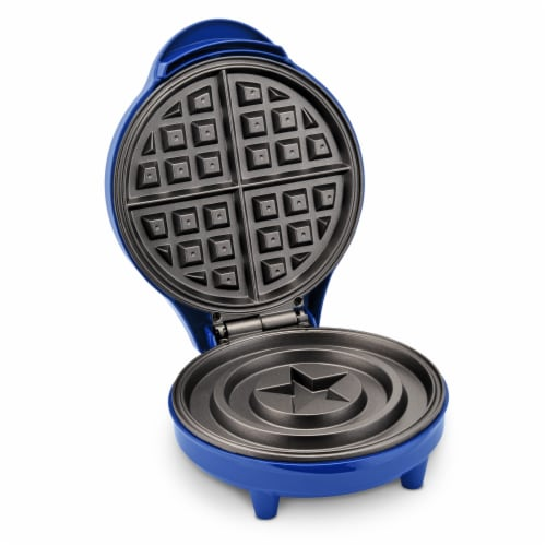 Marvel Captain America Waffle Maker Perspective: left