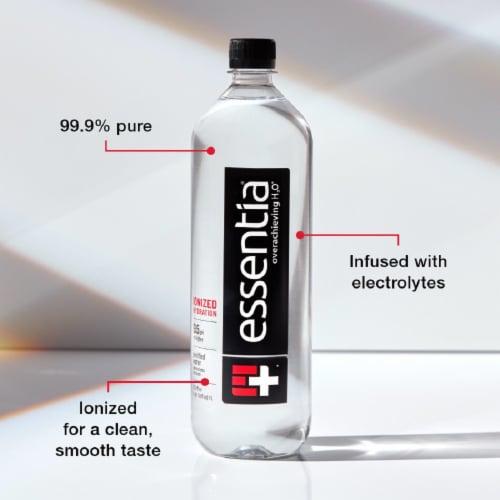 Essentia Overachieving Ionized Alkaline Water Perspective: left