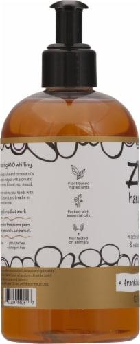 Zum® Frankincense & Myrrh Hand Soap Perspective: left