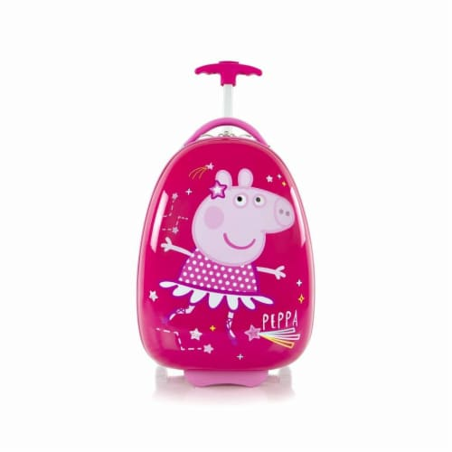 Heys Peppa Pig Kids Luggage Perspective: left