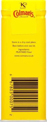Colman's Dry Mustard Perspective: left