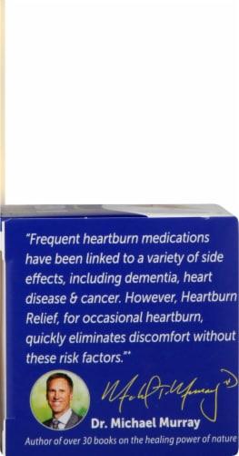 Enzymedica Heartburn Relief Chews Perspective: left