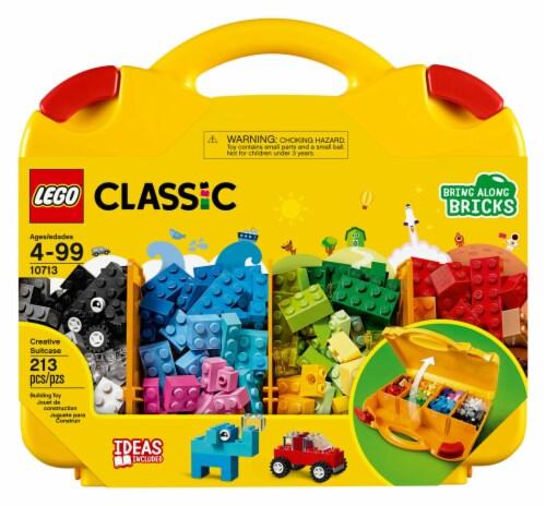 10713 LEGO® Classic Creative Suitcase Perspective: left