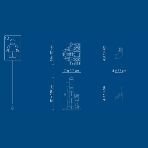 LEGO DUPLO 10899 Disney Frozen Ice Castle Building Kit 59 Pieces w/ 3 Figures Perspective: left