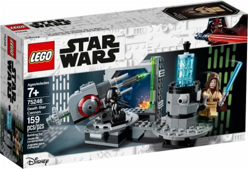 LEGO® Star Wars Death Star Cannon Perspective: left