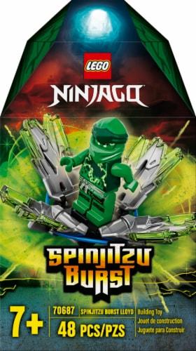 70687 LEGO® Ninjago Spinjitzu Burst Lloyd Perspective: left