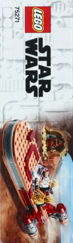 75271 LEGO® Star Wars Luke Skywalker's X-34 Landspeeder Perspective: left