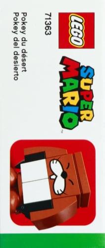 71363 LEGO® Super Mario Desert Pokey Expansion Set Perspective: left