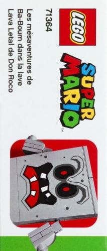 71364 LEGO® Super Mario Whomp's Lava Trouble Expansion Set Perspective: left