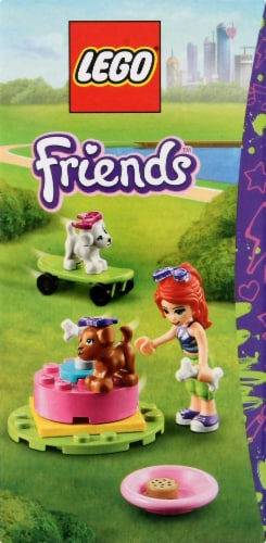 41396 LEGO® Friends Puppy Playground Perspective: left