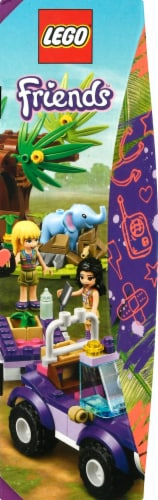 41421 LEGO® Friends Baby Elephant Jungle Rescue Perspective: left