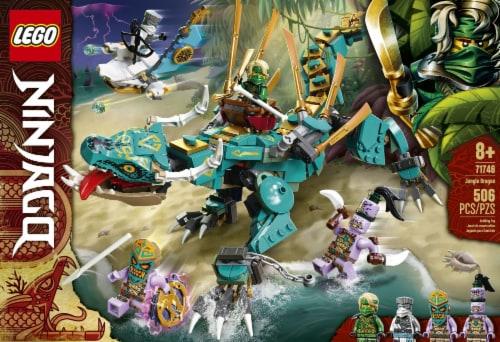 71746 LEGO® Ninjango Jungle Dragon Perspective: left