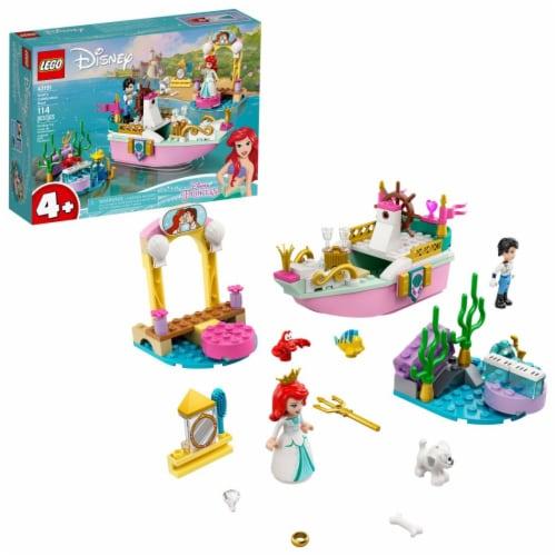 43191 LEGO® Disney Ariel's Celebration Boat Perspective: left