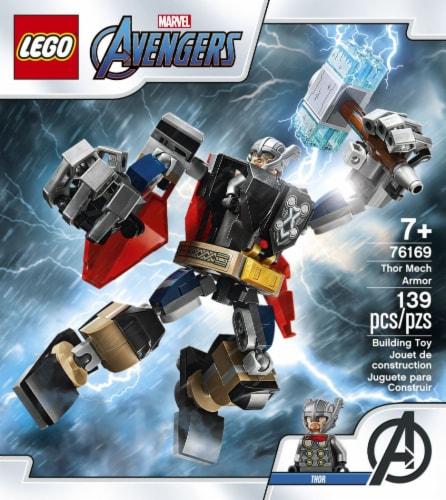 76169 LEGO® Marvel Avengers Thor Mech Armor Perspective: left