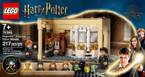 LEGO® Harry Potter Hogwarts Polyjuice Potion Mistake Building Set Perspective: left