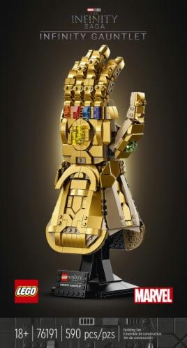 76191 LEGO® Marvel Infinity Gauntlet Perspective: left