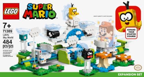 71389 LEGO® Super Mario™ Lakitu Sky World Perspective: left
