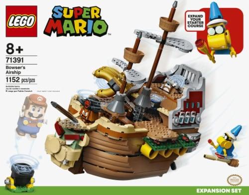 LEGO® Super Mario Bowser's Airship Perspective: left