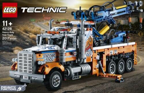 LEGO® Technic Heavy-Duty Tow Truck Perspective: left