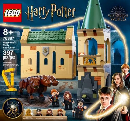 76387 LEGO® Harry Potter™ Hogwarts™: Fluffy Encounter Perspective: left