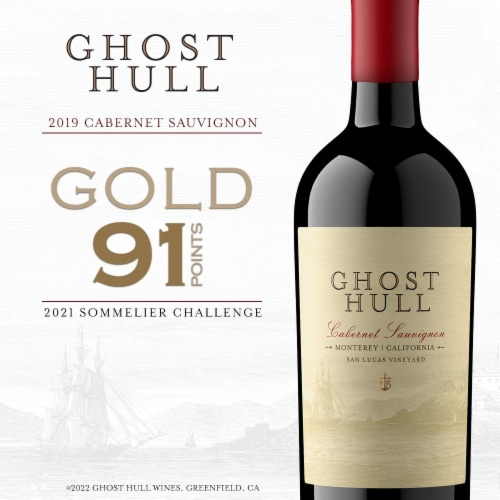 Ghost Hull Cabernet Sauvignon Perspective: left