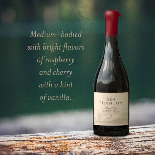 Sea Phantom Pinot Noir Perspective: left