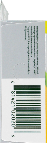 Dulcolax Laxative Tablets Perspective: left