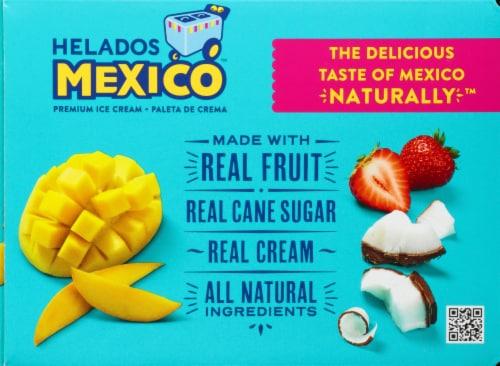 Helados Mexico Premium Ice Cream Bars Value Pack Perspective: left