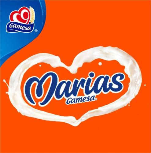 Gamesa Marias Vanilla Cookies 4 Count Snacks Perspective: left