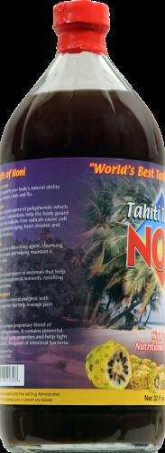 Tahiti Trader Noni Organic Island Style Juice Perspective: left