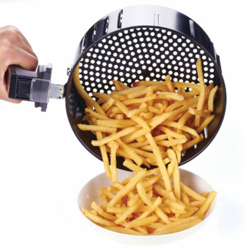 GoWise USA Air Fryer Perspective: left